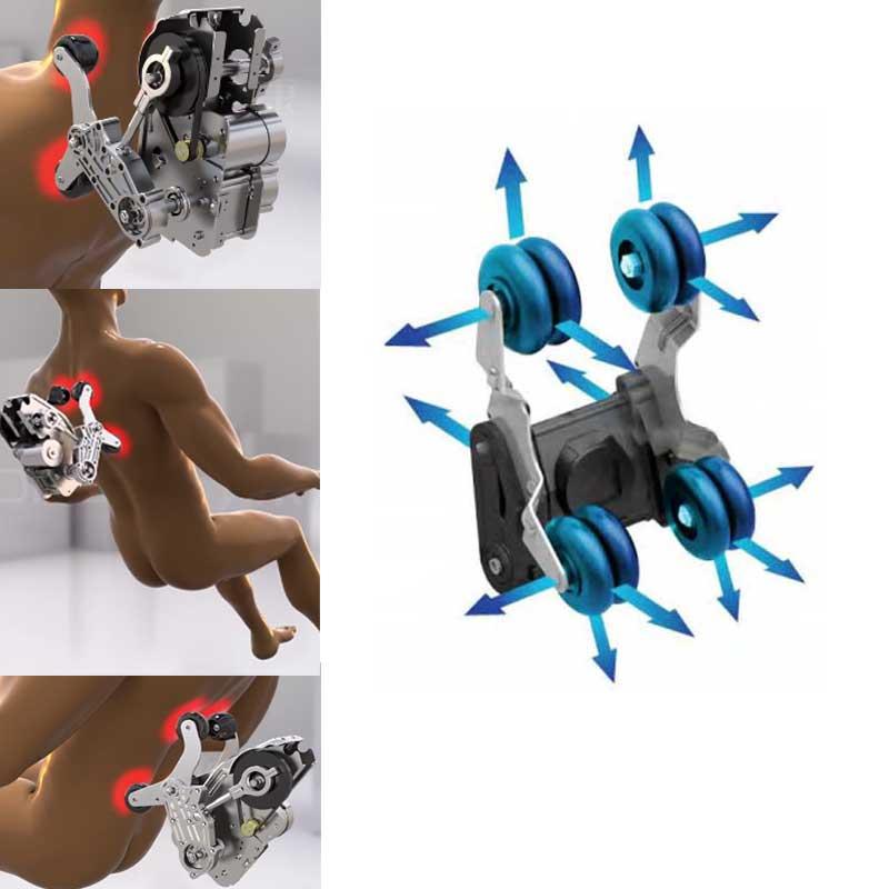 3D massage - Full body massage