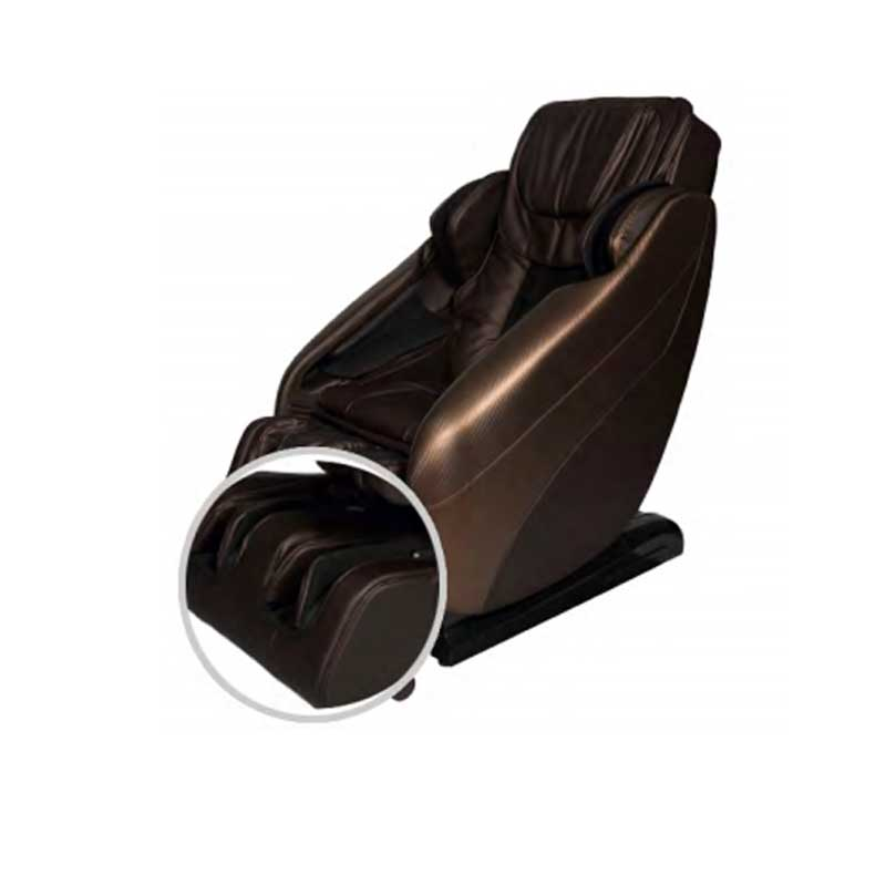 Massage chair that hugs you