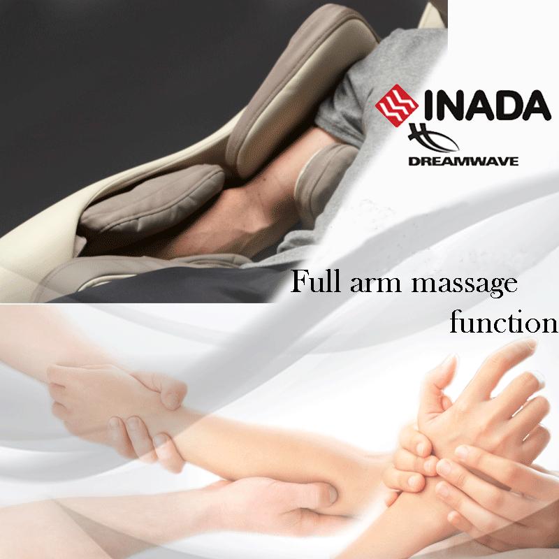 Full arm massage
