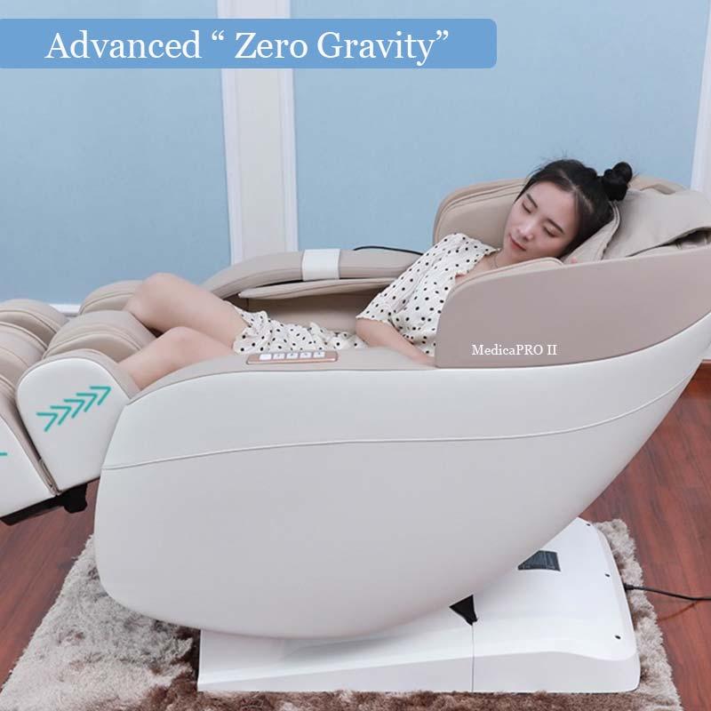 Advanced Zero Gravity position
