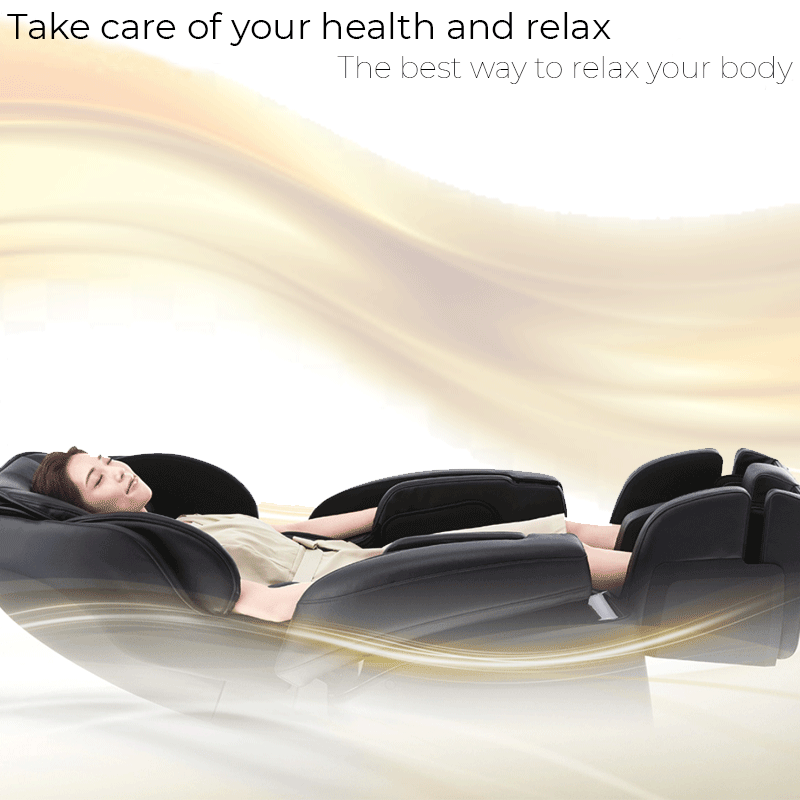 Take care of your health and relax