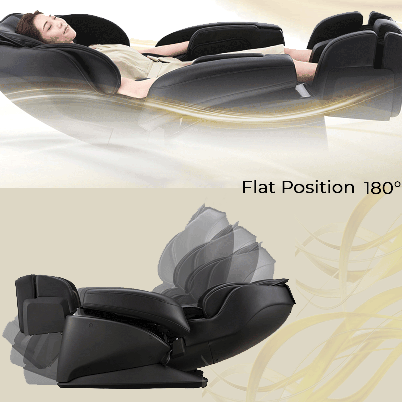 Flat Position 180 Degrees